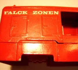Volvo Express Zinkpest