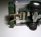 Mercedes Benz LP 322 Skraldebil bund