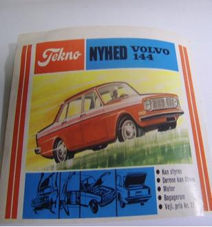 Volvo 144 æske
