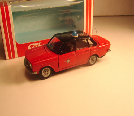 Volvo 144 Brandchef