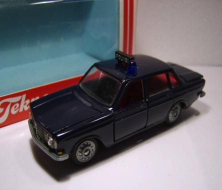 Volvo 144 Polisii