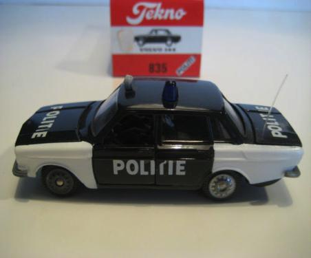 Volvo 144 Politie