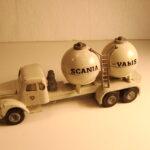 Scania cementbil