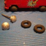 Hjul + dæk (pr