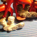 Motor + kædekasse 1