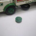 hjulkapsel forhjul grøn 1