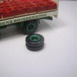 baghjul grønt 1