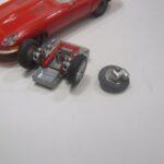 forhjul m styreklods venstre 1
