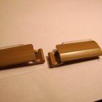 fordøre guldbronce sæt 1