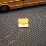 bagagerumsklap hvid lille 1