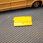 bagagerumsklap gul 1