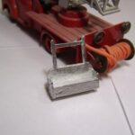Sæde for brandmænd 1