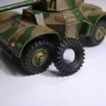 Militær Armoured car mv