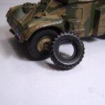 Militærbiler 18 mm 1
