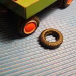Ferguson traktor forhjul og vogn 1