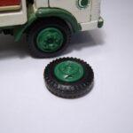 Ford d 800 forhjul grønt originalt 1