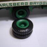 Ford d 800 baghjul grønt originalt 1