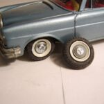 Mercedes Benz, original hjul dog ikke MB 180 1