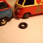 VW 1, Morris 1100, Porsche 356, Lloyd, Minidogde mv