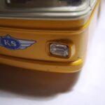 Forlygte 6 x 4 mm Scania bus (pr s