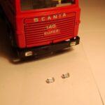 Forlygte Scania 140 firkantet (pr s