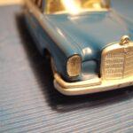 Forlygte Mercedes Benz 220 personbil klar (pr s