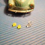 Lloyd, Renault , Thunderbird klare/gule 1