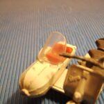 Scooter sidevogn h̴rd plast 1