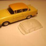 Opel Record h̴rd plast 1