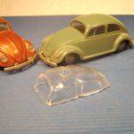 VW 1200 1953 old 1