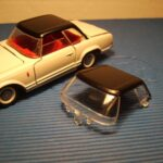 Mercedes-Benz 230-280 Hardtop sort 1