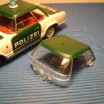 Mercedes Benz 230 Hardtop Polizei (gr