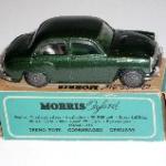 Morris Oxford eksportmodel grøn