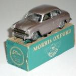 Morris Oxford sølvgrå (4)
