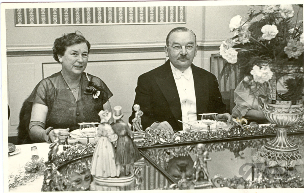 Siegumfeldt og frue