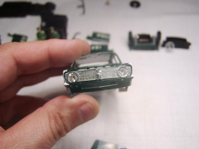 Volvo 144 byggesæt (5)