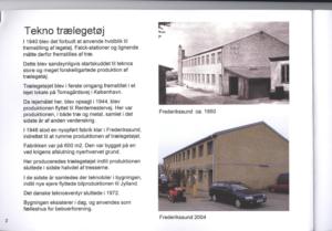 Fabrikken i Frederikssund fra Kaj Duelund Jørgensens Tekno Billedalbum