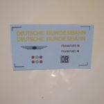 850-5 Deutsche Bundesbahn