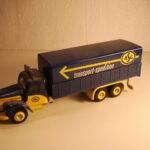 451 Scania Lastbil