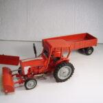 465 Harvester traktor