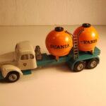 453 Scania Cementbil