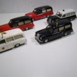 730 Mercedes Benz 220 ambulance