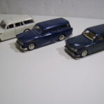 830 Volvo 121 stationcar