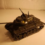 981 M47 Kampvogn Tekno/Solido