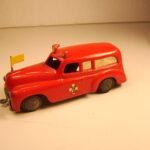 731 Buick ambulance