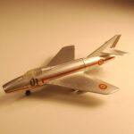 788 Super Mystere jet