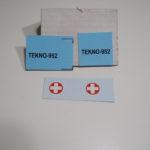 TD952-3 Zonen