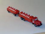En tankvogn med påhængsvogn som Tekno kunne have lavet.