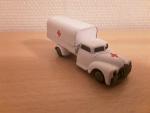 """Mini Dodge """"Røde Kors"""""""