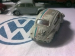 VW type 1 Herbie før rep 2